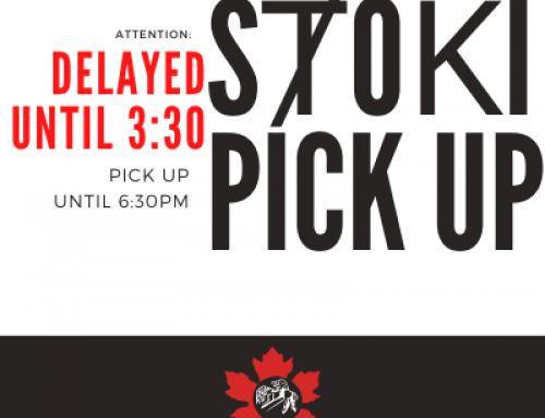 IMPORTANT UPDATE: AFTER 3:30 PM Thurs. Sept 16. Fish Ready For Pick Up